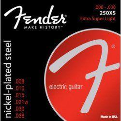 Fender 073-0250-402 250Xs Gauges .008-.038
