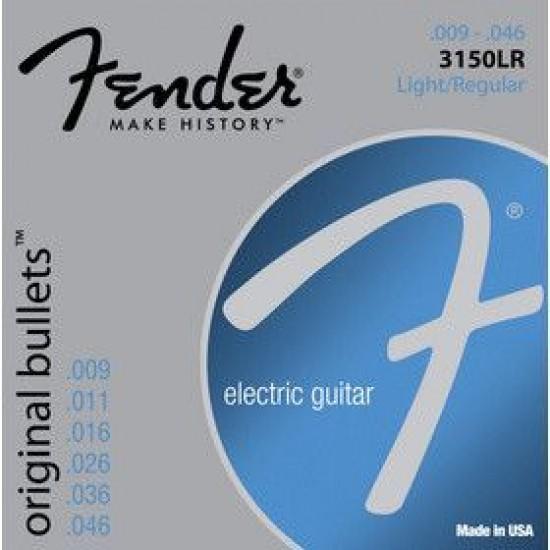 Fender 073-3150-404 3150Lr Gauges .009-.046