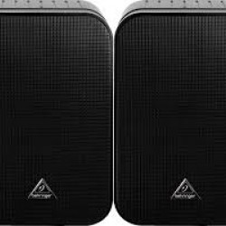 Behringer 1CBK Ultra Compact Studio Monitor Speakers