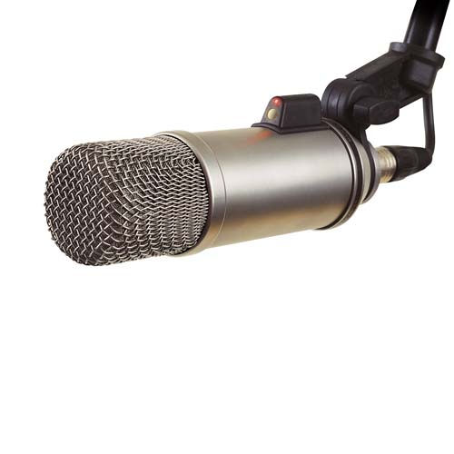 Rode-Broadcast – Broadcaster