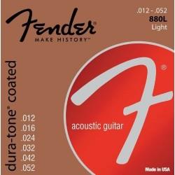 Fender 80/20 Coated Acoustic Guitar Strings