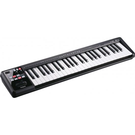 Roland Midi Keyboard Controller - A-49 (Black & White)