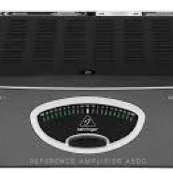 Behringer - Reference Amplifier A500 Professional 600-Watt Reference-Class Studio Power Amplifier