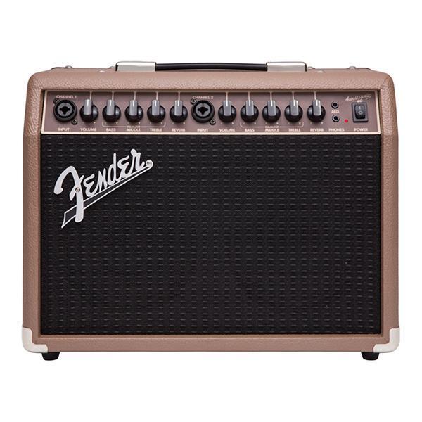 Fender Acoustasonic™ 40 Model #: 2314206000
