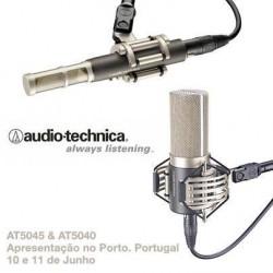 Audio Technica AT5040 Studio Microphone