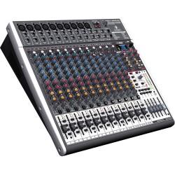 Behringer - Mixer 10 Mono Input X2442USB