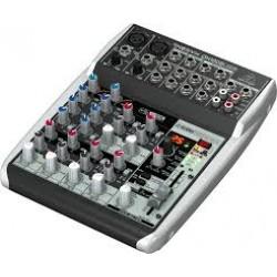 Behringer - Mixer 2 Mono Input  Qx1002USB