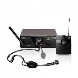 AKG WMS 40 Mini Instrumental + C544 Wireless System