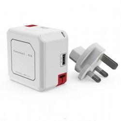 Allocacoc 9403 UKBANK UK Portable Power USB Hub