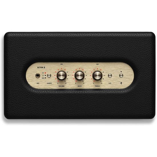 Marshall Acton II Bluetooth Speaker Black