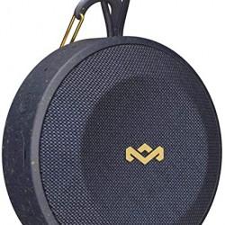 House of Marley No Bounds Portable Speakers, Blue - EM-JA015-BL