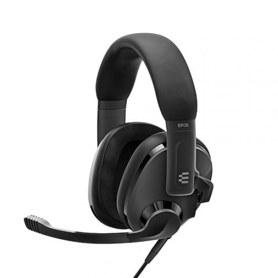 EPOS H3 BLACK Closed Acoustic Gaming Headset