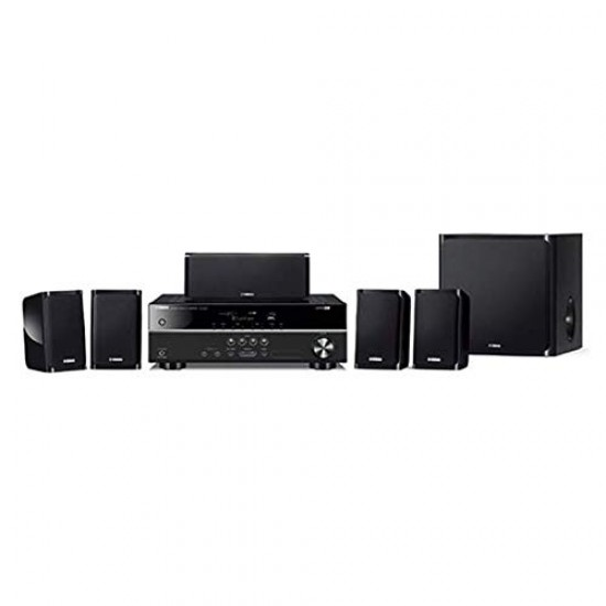 Yamaha YHT1840 5.1 Channel Home Theatre Package