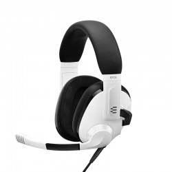 EPOS H3 WHITE Closed Acoustic Gaming Headset