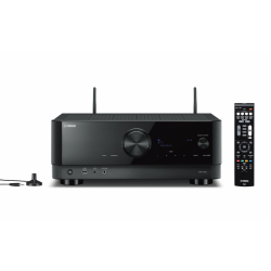 Yamaha RX-V4A 5.2-Channel Network A/V Receiver with MusicCast