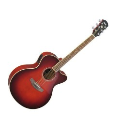 Yamaha Electric Acoustic- CPX500III DRB - Dark Red Burst