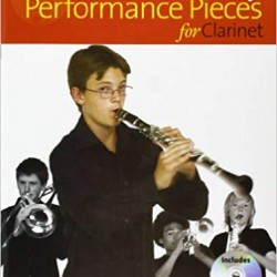A New Tune A Day Performance Pieces For Clarinet