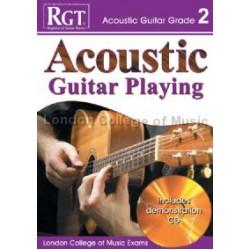 Acoustic Guitar - Grade 2