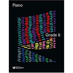 Lcm Piano - Grade 6