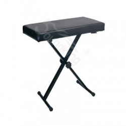 Soundking  Keyboard Bench, 600 To 675Mm Adjustable Height