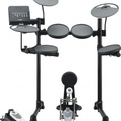 Yamaha  - DTX430K Compact Electronic Drum Set