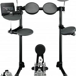 Yamaha - DTX450K Compact Electronic Drum Set
