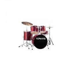 Tovaste JBP1010 5 Pcs Drum Set with Seat & Cymbal