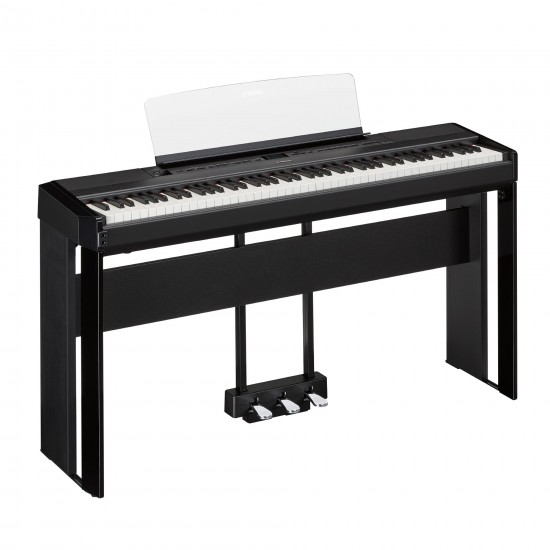 Yamaha P515B 88 Key Digital Piano  With Stand and Pedals