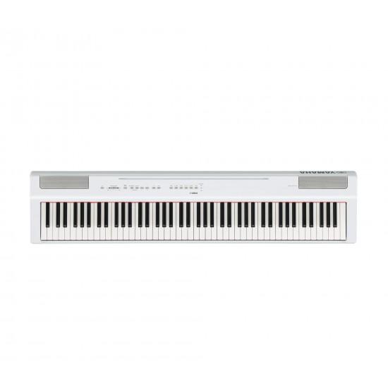 Yamaha P125WH 88 Note Digital Piano - White