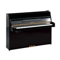 Yamaha JU109 SG2 Silent Upright Piano with Bench -...