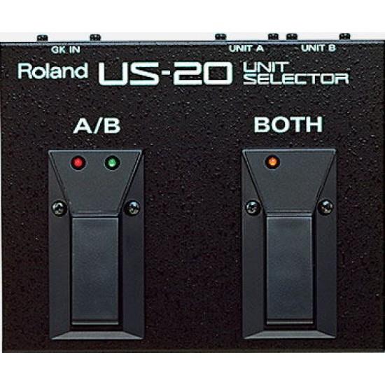 Roland Guitar Unit Selector - US-20