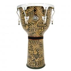 Latin Percussions Aspire Djembe, Serengeti/Chrome
