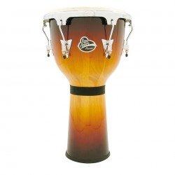 Latin Percussions Aspire Djembe - Vintage Sunburst