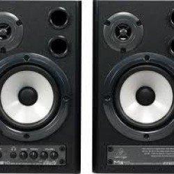 Behringer - MS40 24-Bit/192 Khz Digital 40-Watt Stereo Near Field Monitors
