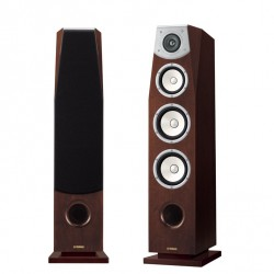 Yamaha NS-F901 Speaker System - Brown (Pair)