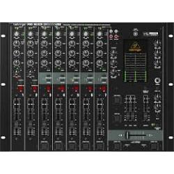 Behringer -Pro Mixer DX2000Usb Professional 7-Channel Dj Mixer