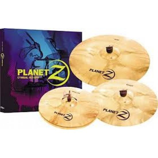 Zildjian-PZ1418 Z3 Pro Planet Z Cymbal Box Set