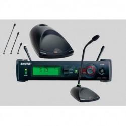 Shure MX410 Gooseneck Microphones Package.