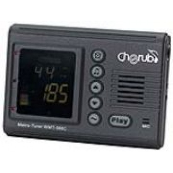 Cherub WMT568C Digital Metronome &Tuner Combination