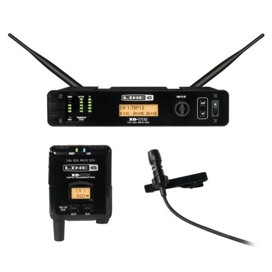 Line 6-  XD-V75L Digital Handheld System