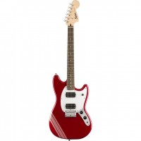 Fender Squier Limited Edition Bullet Mustang HH in...