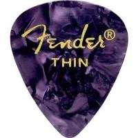 Fender 351 Shape Premium Celluloid Guitar Picks, T...