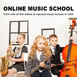 Online Individual Music Lessons ( One month Package)