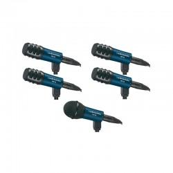 Audio-Technica ATMB-DK5 Dynamic Microphone Pack