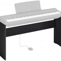 Yamaha L-125B Wooden Keyboard Stand for P-125 Keyboard (Black)