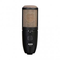 AKG P420 Professional Multi-Pattern Tube Microphone with Remote Control Unit