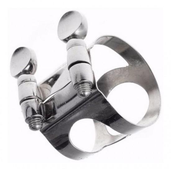 Rico Ligature For Alto Saxophone - Nickel