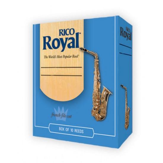 Rico Royal Tenor Saxophone Reeds - 1.0 (Box Of 10)