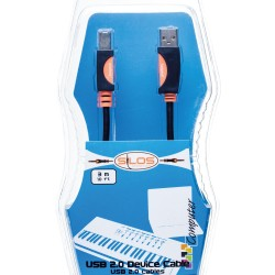 Bespeco SLAB300 USB Cable 3m