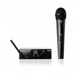AKG WMS40 Mini Vocal Set Band-ISM1 Wireless microphone system